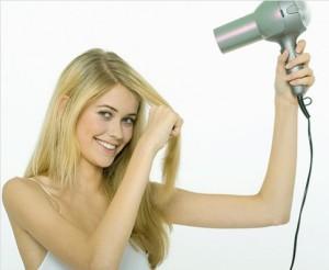 Como deixar o cabelo liso naturalmente 2