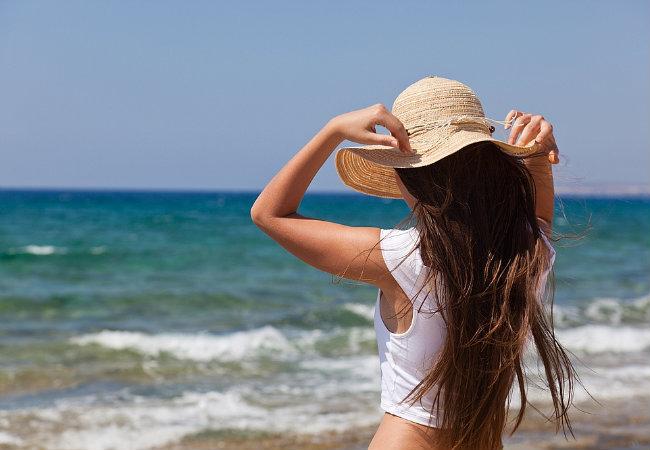 Como cuidar dos cabelos no verão 1