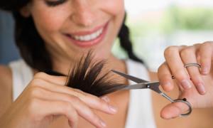 Como recuperar um cabelo quebrado por relaxamento 1