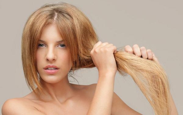 Como recuperar um cabelo quebrado por relaxamento