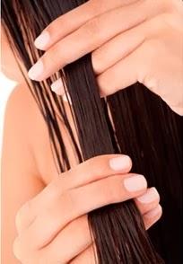 Como hidratar os cabelos em casa sozinha sem gastar