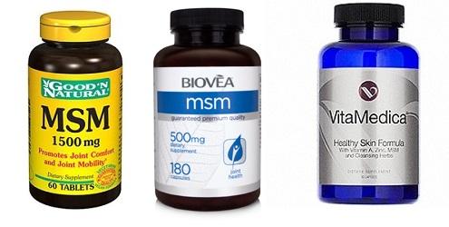 Enxofre Orgânico - Engrossa, Fortalece e Acelera o crescimento do cabelo