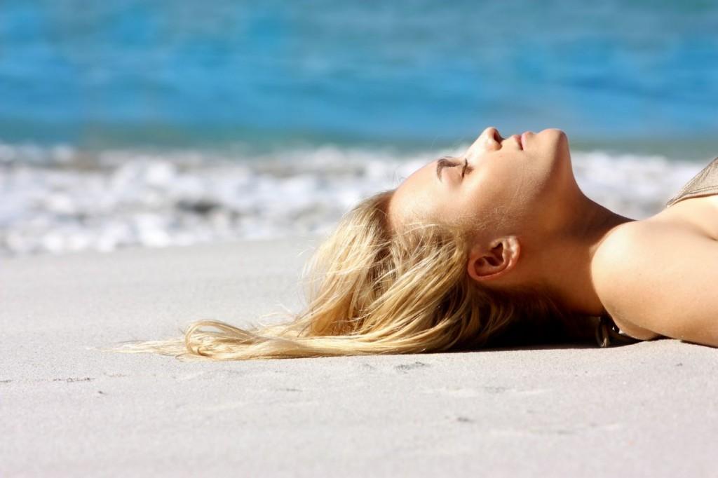 O sol faz mal para os cabelos?
