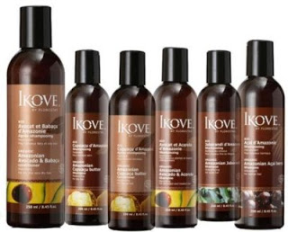 Produtos 100% naturais e orgânicos livres de sulfatos