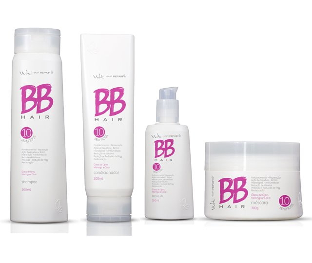 BB Cream Capilar