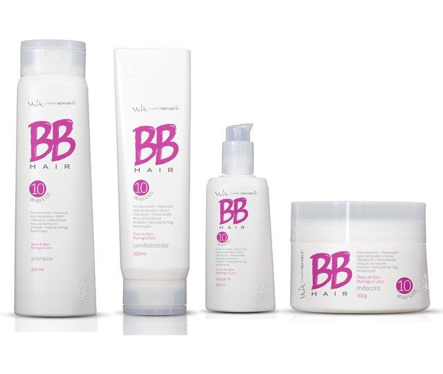 BB Cream Capilar