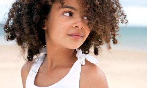 Como cuidar de cabelos de crianças Crespos e Cacheados?