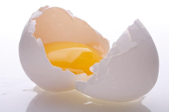 Hidratação Potente com Gema de Ovo