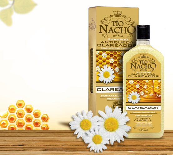 Tio Nacho Antiqueda Clareador Funciona?