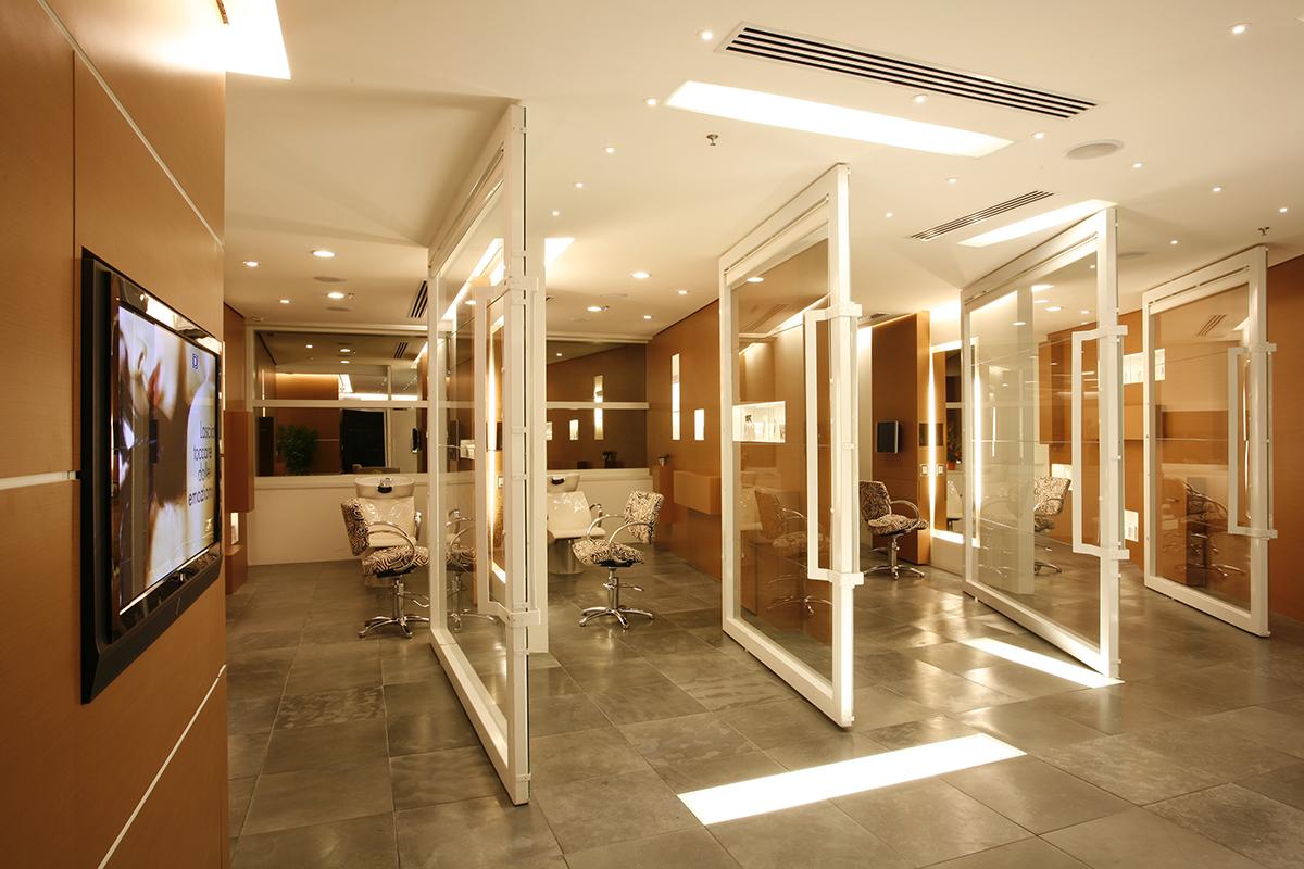Sala das sessões Clinica Tricosalus