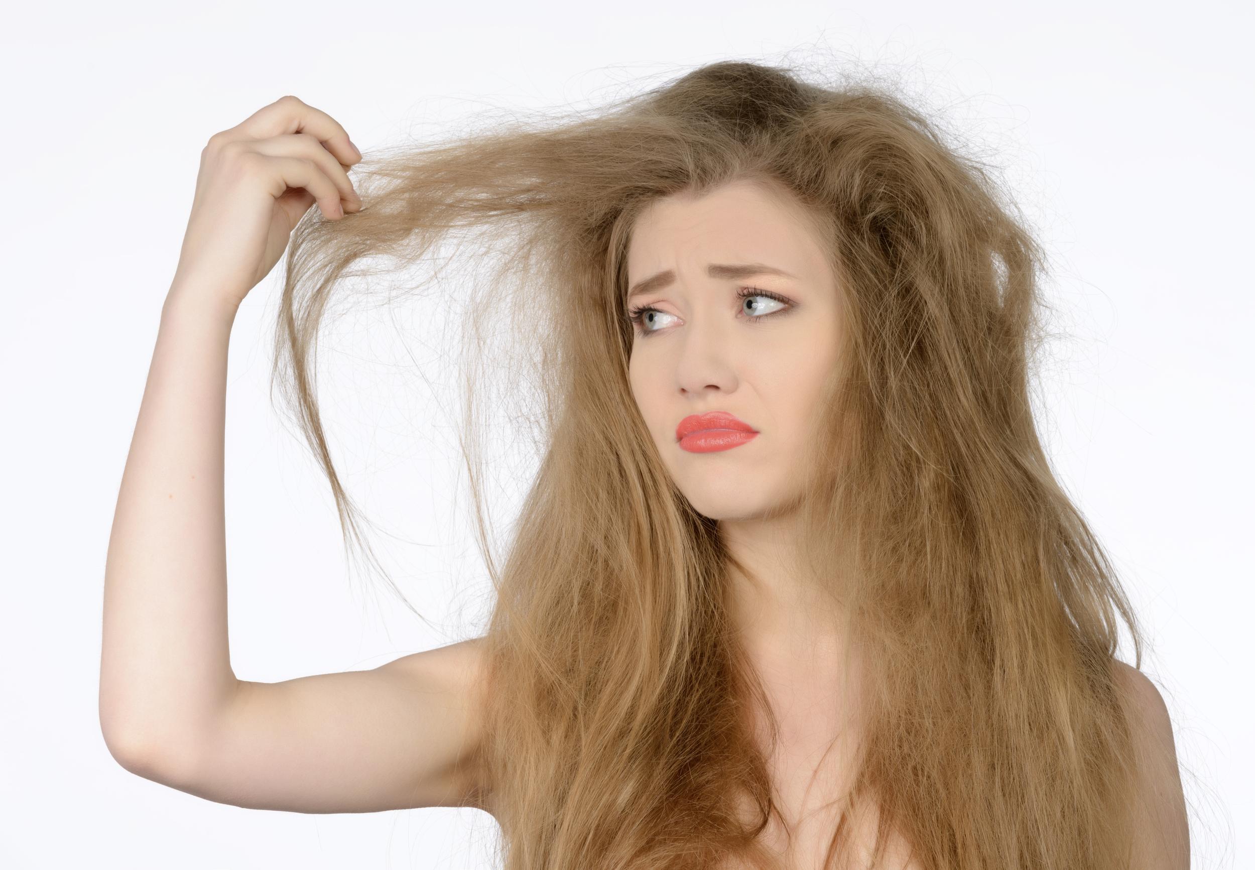 Resultado de imagem para cabelo com frizz