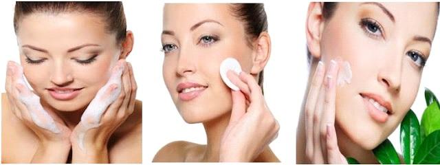 Como cuidar limpar e tonificar a pele em casa
