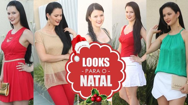 Dicas de Looks para o Natal