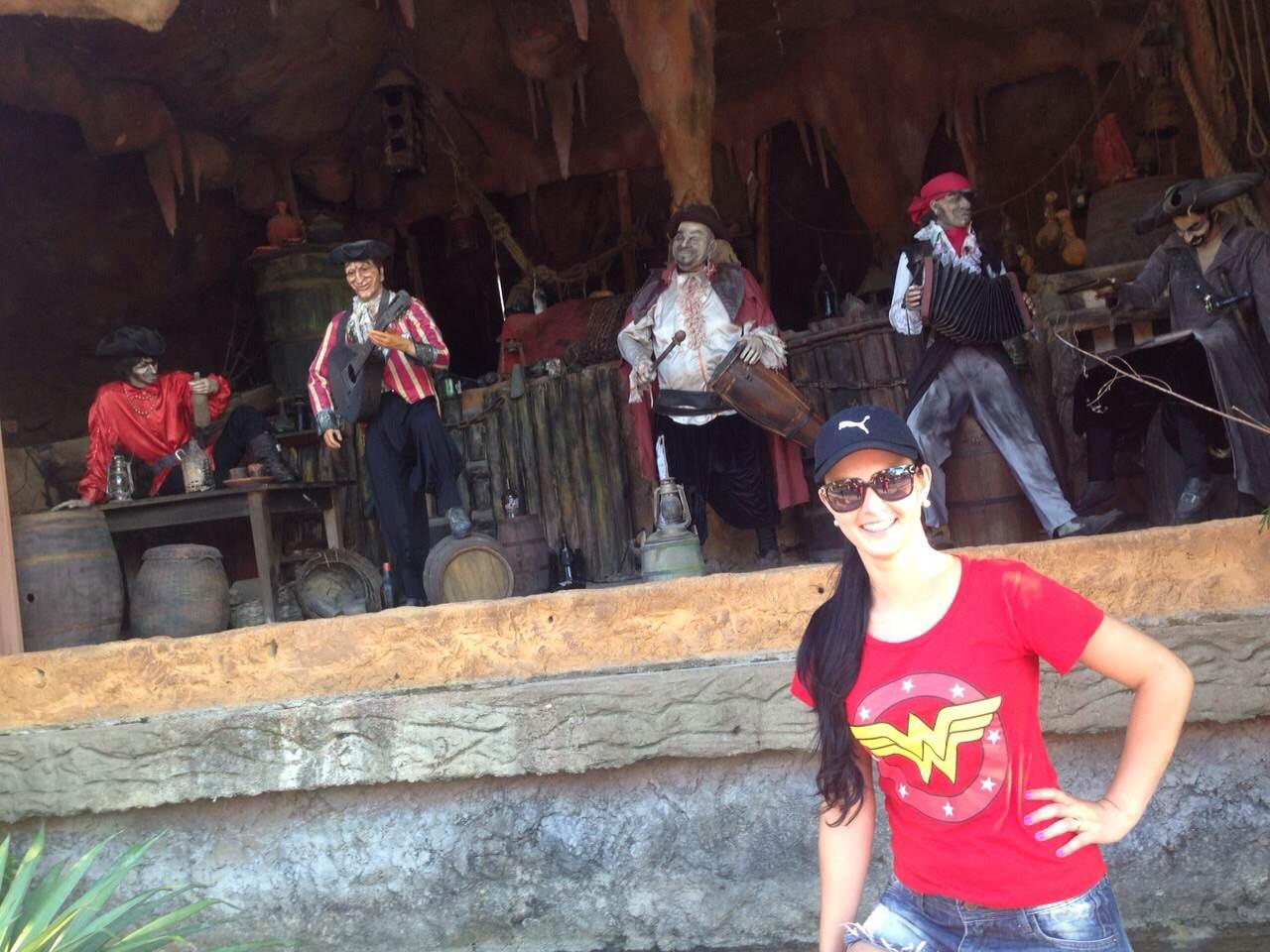 Beto Carrero Ilha dos Piratas