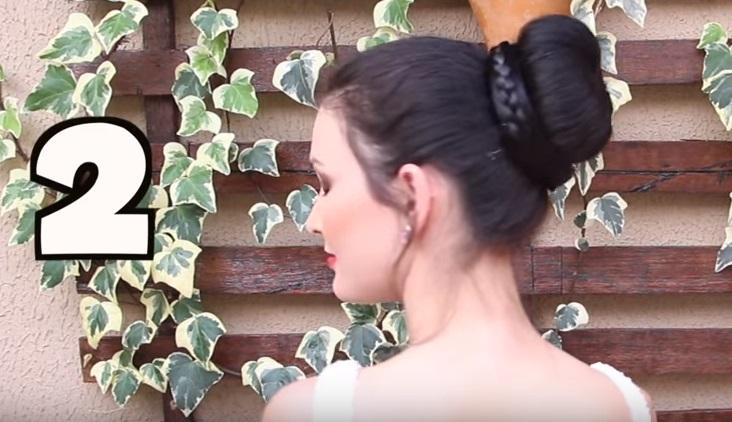 penteado-para-festa-coque-com-tranca-casamento