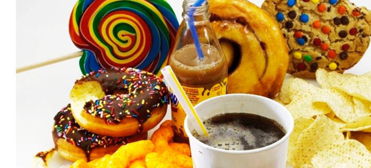 Alimentos que causam a celulite