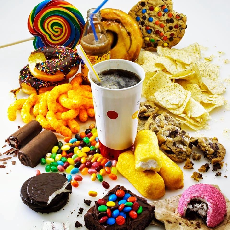 Alimentos que Causam Oleosidade nos Cabelos