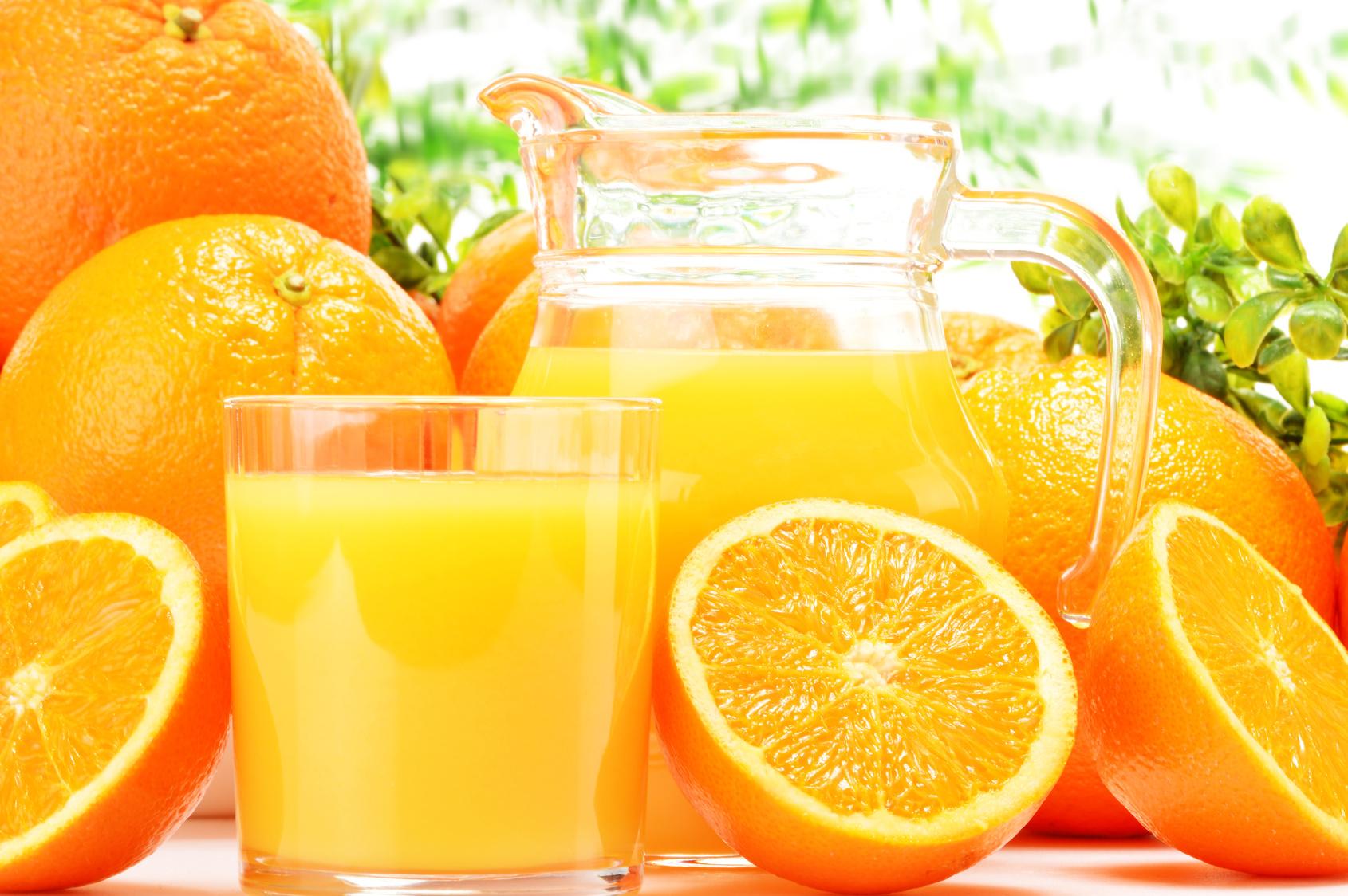 Alimentos Saudáveis para Gestantes laranja