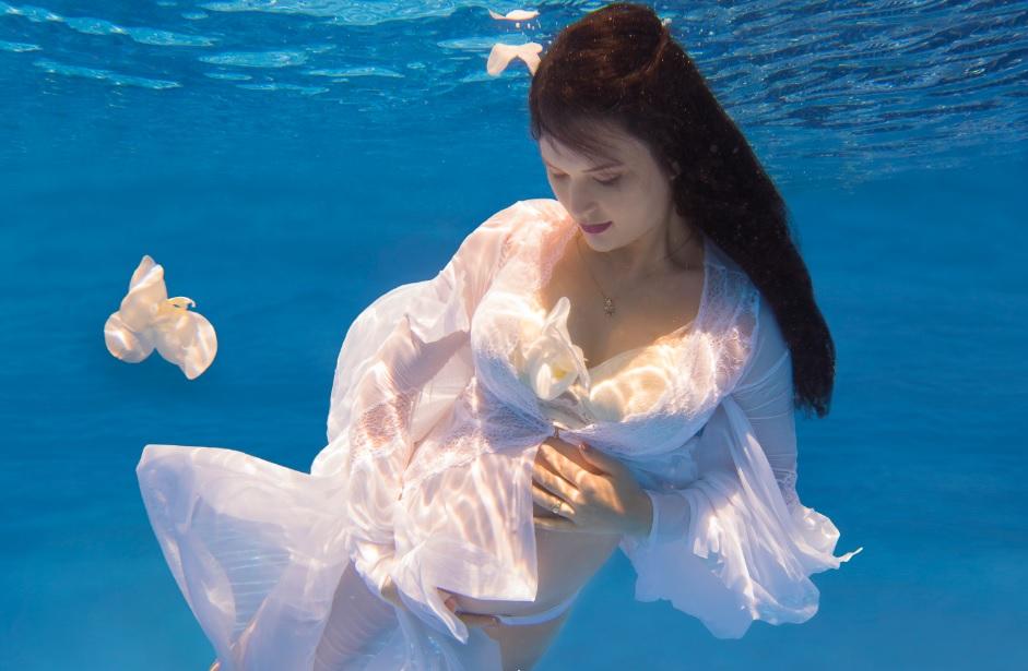 book-aquatico-gestante-lindo