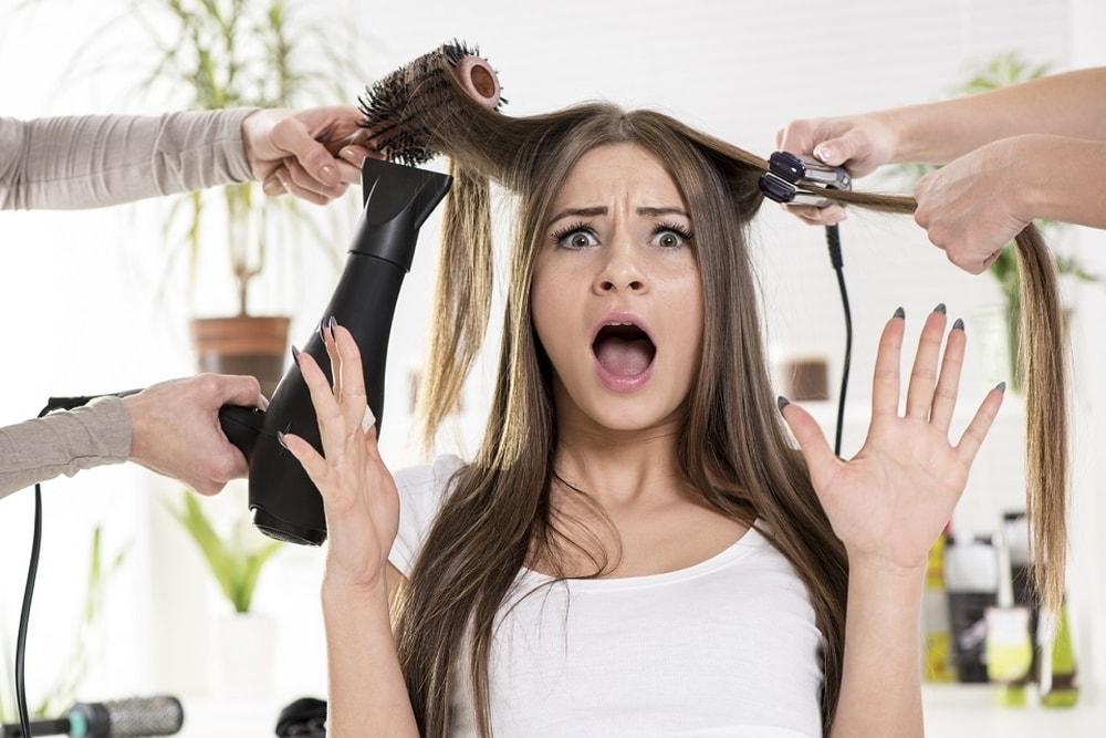 maus-habitos-que-podem-causar-frizz-no-cabelo-excesso-de-chapinha