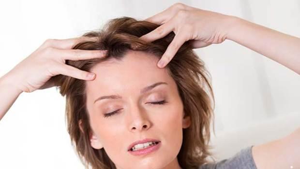 Vitamina B de cabelo de esplendor