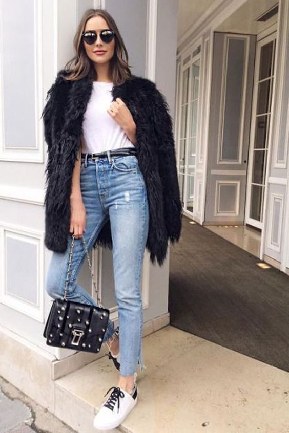 tendencias-de-casacos-femininos-para-o-inverno-2017-casacos-de-pelo-preto
