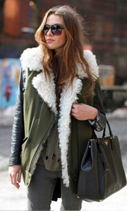 tendencias-de-casacos-femininos-para-o-inverno-2017-colete-aviador
