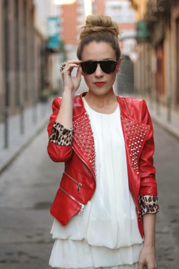 tendencias-de-casacos-femininos-para-o-inverno-2017-jaqueta-de-couro-vermelho