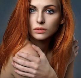 Quais são os cuidados necessários para os cabelos vermelhos?
