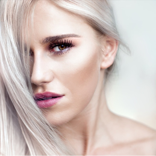 Como deixar o cabelo todo branco - Passo a Passo