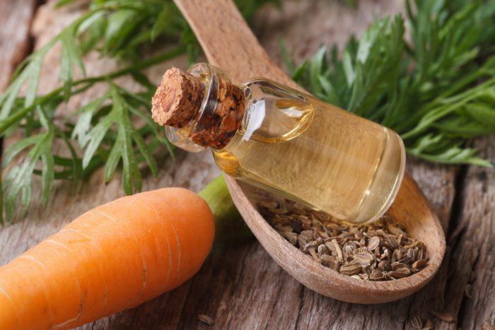 Benefícios da cenoura no cabelo