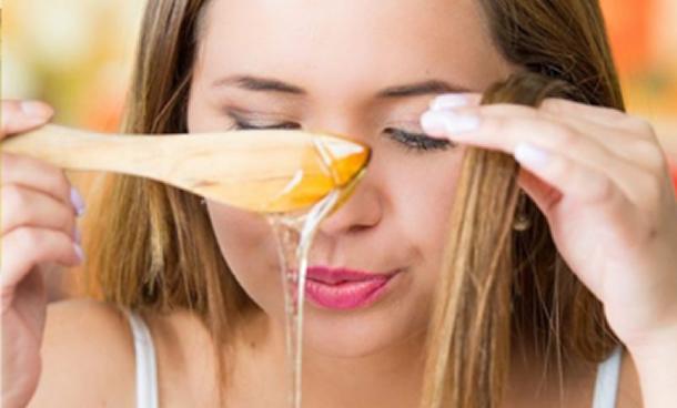 Hidratação caseira para o cabelo - Mel