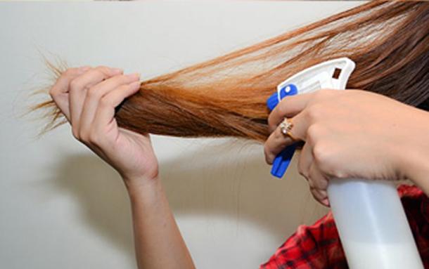 Hidratação caseira para o cabelo - Leite