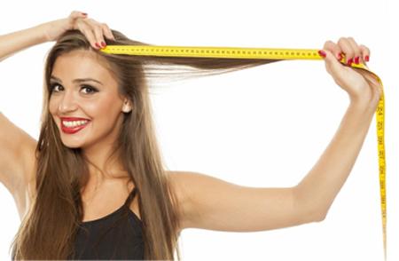 Hidratação que acelera o crescimento do cabelo