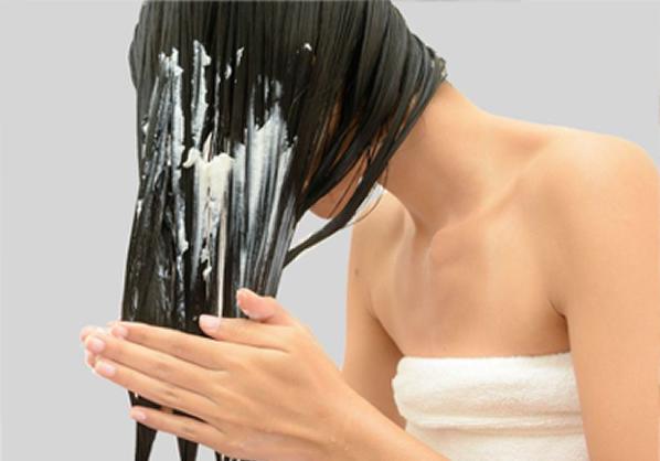 Hidratação que afina o cabelo - Passo a Passo