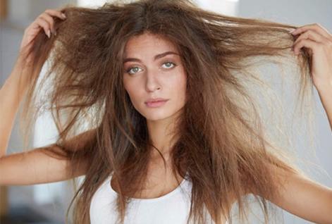 A melhor Hidratação simples para o cabelo