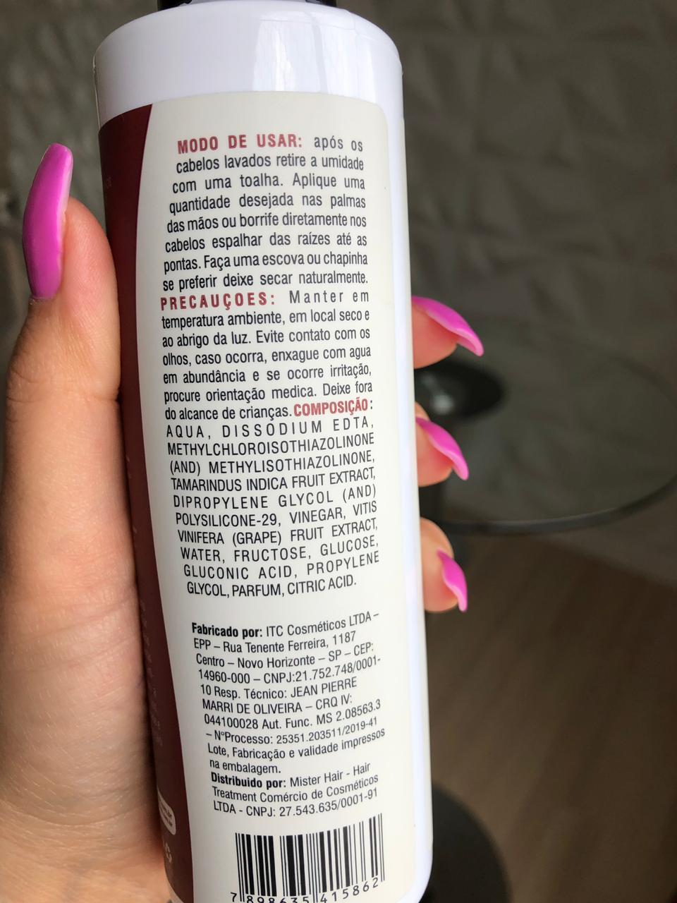 bio-air-vinagre-capilar-fluido-selante-da-mister-hair-e-bom-resenha-composicao