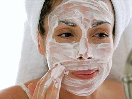 Máscara para o rosto com Maizena Passo a Passo